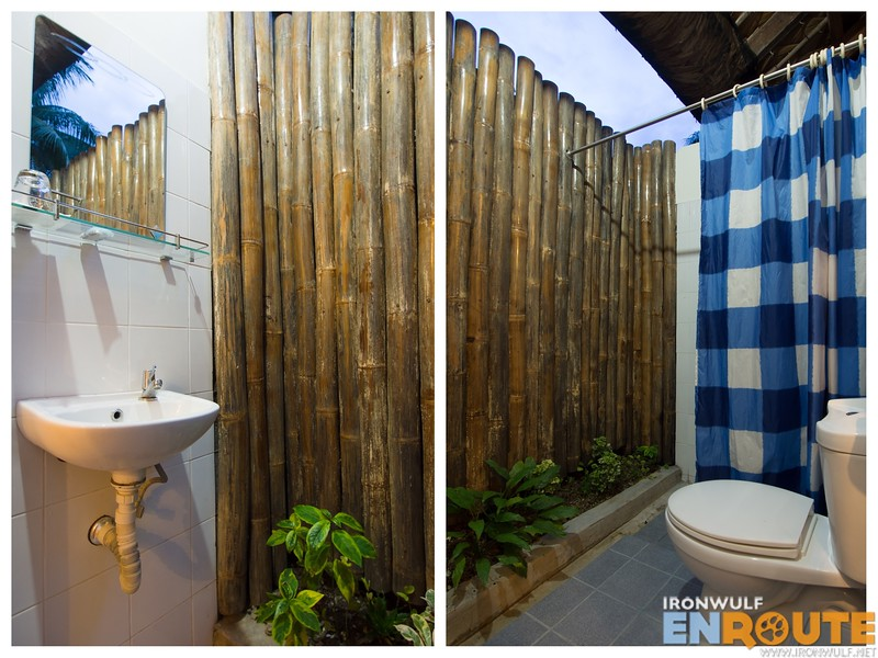 Digging this open-air and eco-friendly toilet
