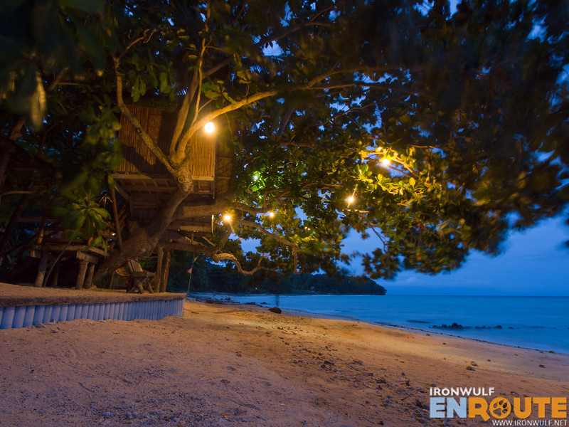 Coral Beach in Samal Island