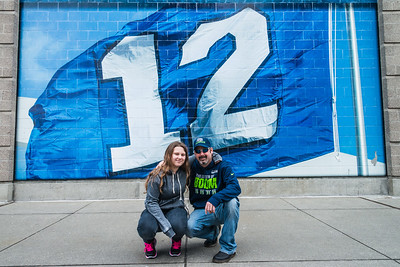 Kevin and Savanah - 12th Man