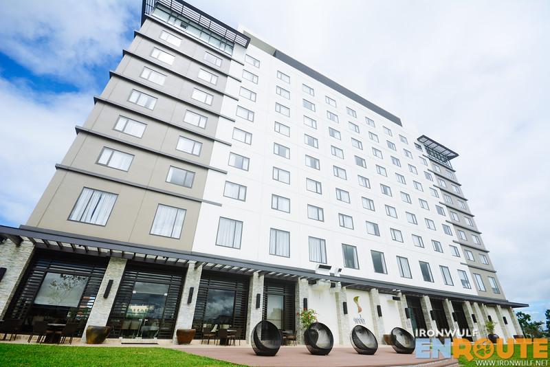 Seda Nuvali's hotel building