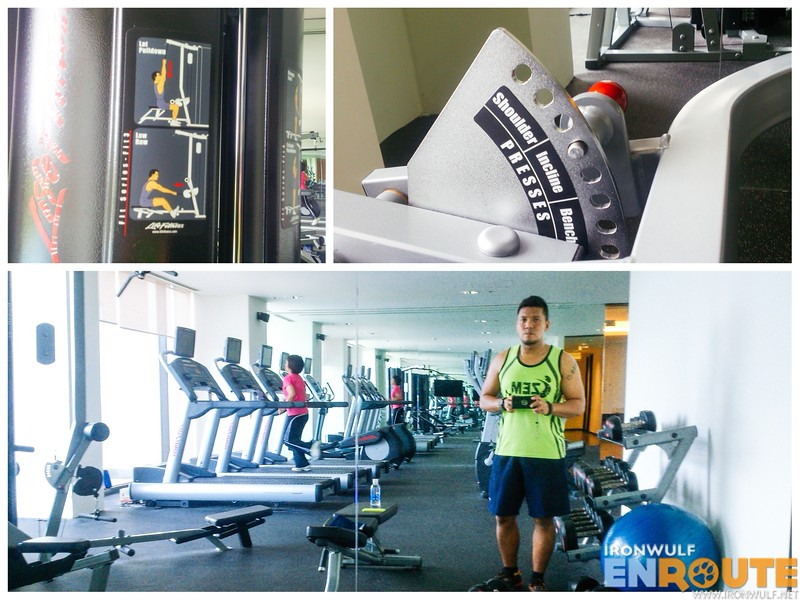 Quality gym equipment to keep fit while traveling