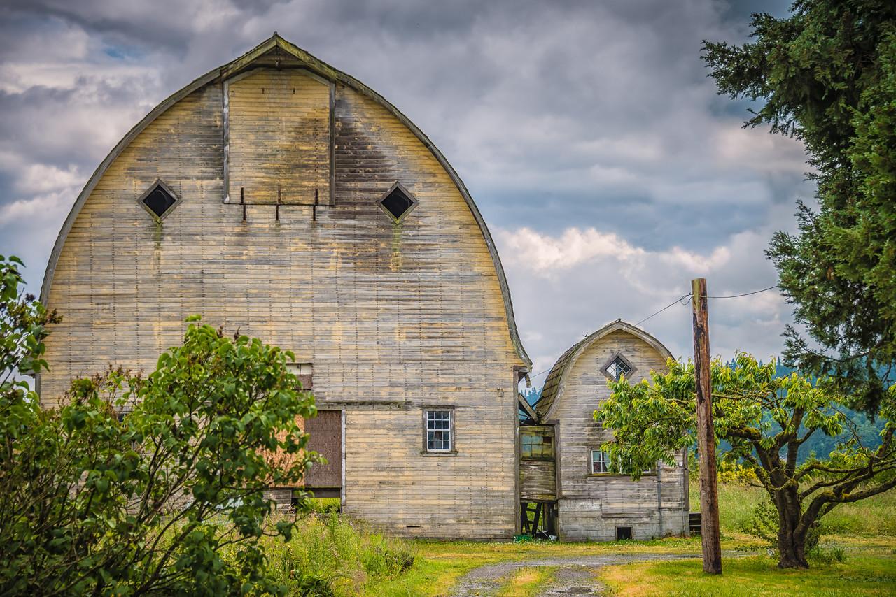 Barn in Snohomish, WA