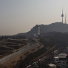 Namsan Park and Seoul Tower