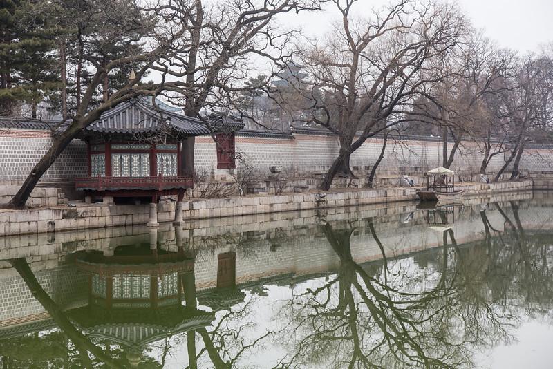 NearGyeongbokgung Palace, Seoul