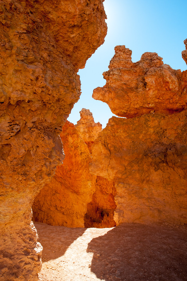 Trail in Bryce Canyon
