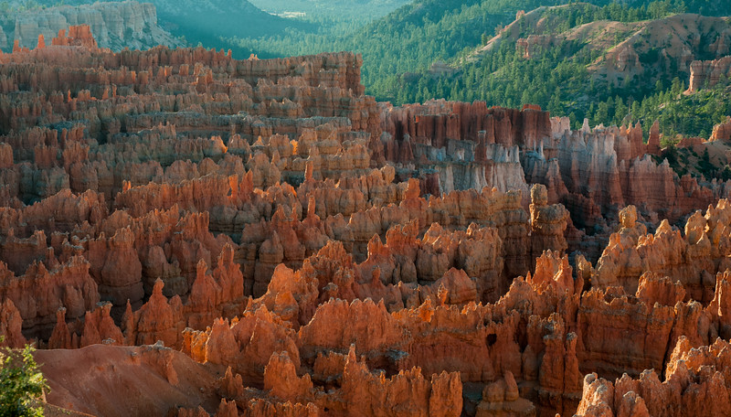 Sunrise at Bryce Canyon Amphitheater
