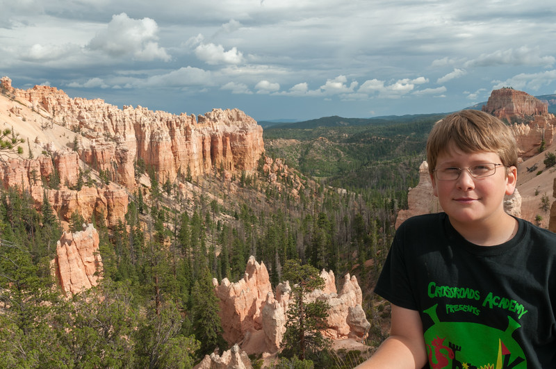 Bryce Canyon - Swamp Canyon