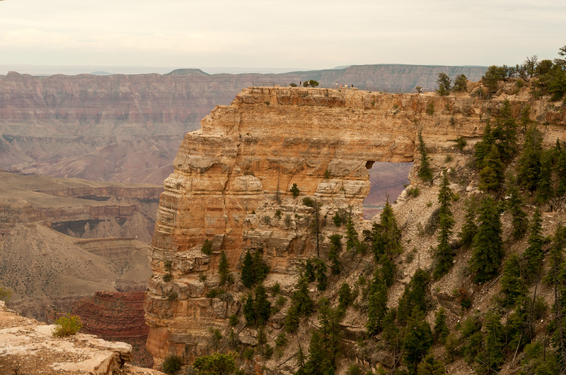 Angel's Window, North Rim Grand Canyon