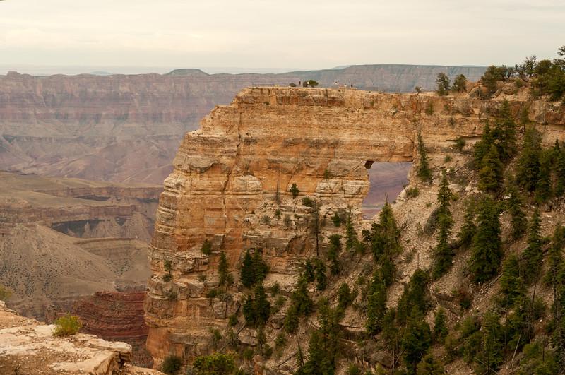Angel's Window, North Rim Grand Canyon