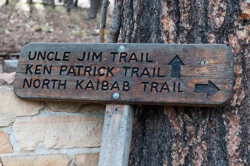Uncle Jim Trail