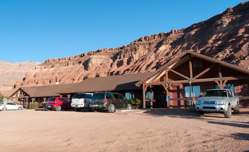 Cliff Dweller's Lodge