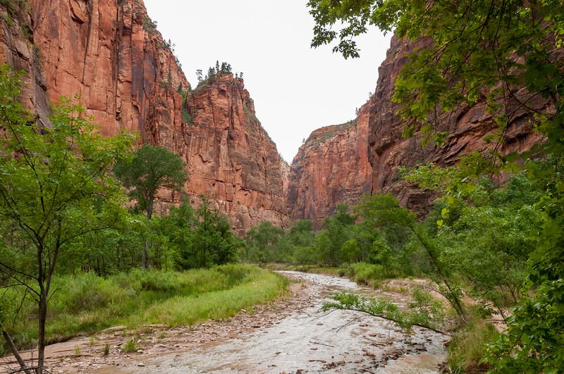 Riverside Walk, Zion