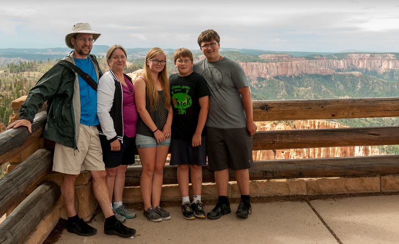 Bryce Canyon - Rainbow Point
