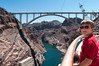 Bridge from Hoover Dam