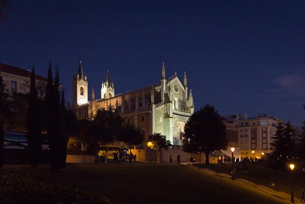 SanJeronimoElReal&NightStreetScenes