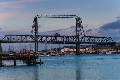 Bridge in Tacoma, WA