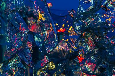 Color through Glass