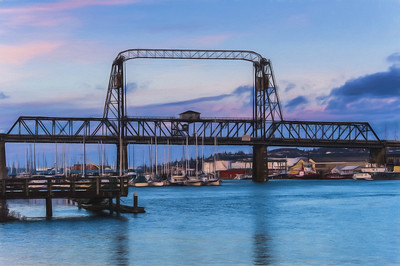 Murray Morgan Bridge, Tacoma