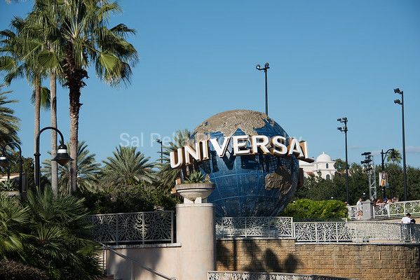 Universal Studio's 2014