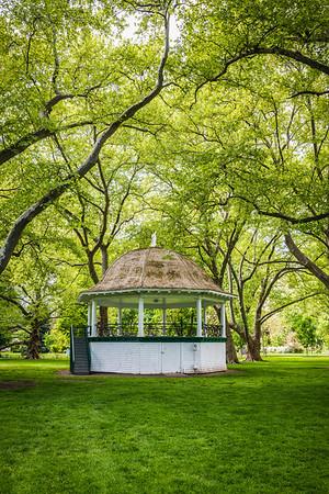 Pioneer Park, Walla Walla, WA