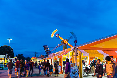 Washington State Fair Sept 2014