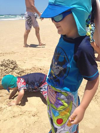 2014/01 - Gold Coast Family Holiday