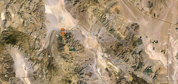 https://en.wikipedia.org/wiki/Places_of_interest_in_the_Death_Valley_area#Mosaic_Canyon