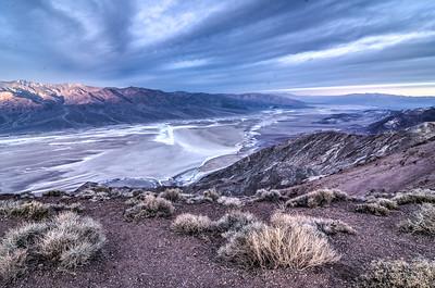 Dantes Dawn View