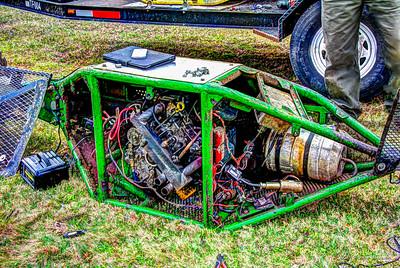 Motor for Blades