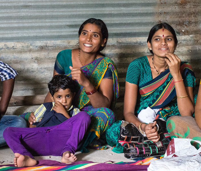 Global Communities center in Mahatma Phule, a Pune slum.