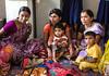 Global Communities center in Pune slum.
