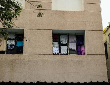Mahatma Phule, a Pune slum.