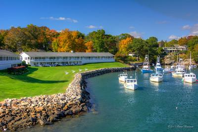 Josias River, Ogunquit, Maine.