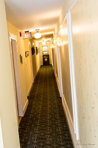 Hotel Pemaquid - 2nd Floor Hallway