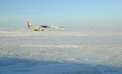 Kuparuk's jet-capable airport.