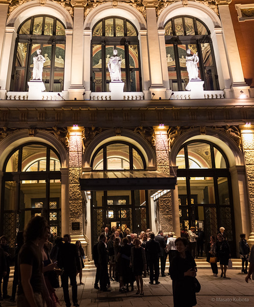 Wiener Symphoniker Concert - Kunstlerhaus Wien, Vienna, May 2015