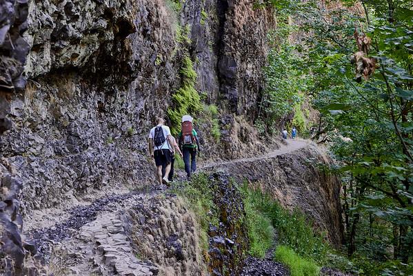 2015-07-03 Eagle Creek Trail and Punchbowl Falls