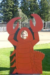Diane the crawfish