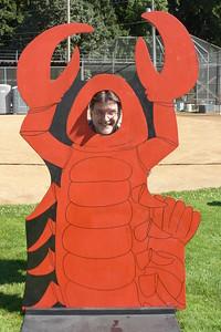 Mike the crawfish