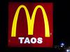 McDonald's Taos