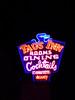 Taos Inn neon sign