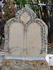 Headstone in Kit Carson Memorial Cemetery