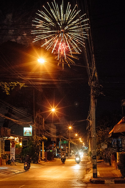 Ratchamanka Rd, Chiang Mai, 2015
