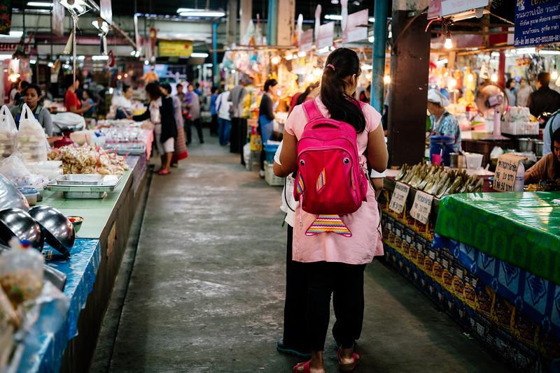 Chiang Mai Gate Market - Chiang Mai, 2015