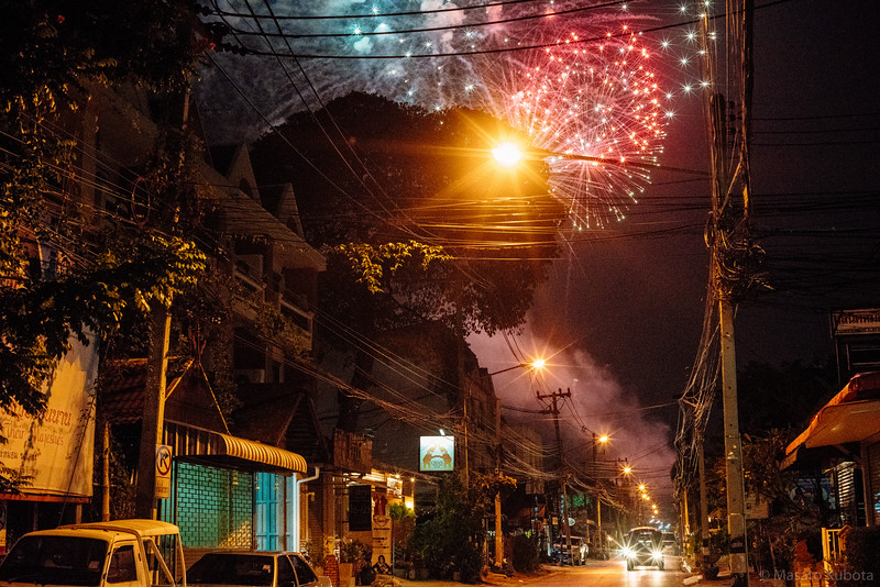 Old City Chiang Mai, 2015
