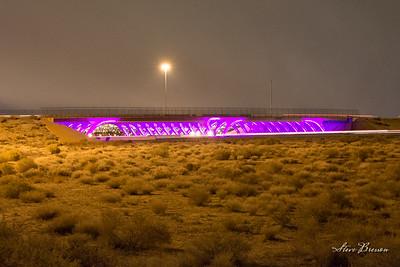 2015/01/02 Unser Blvd Bridge, Albuquerque, NM