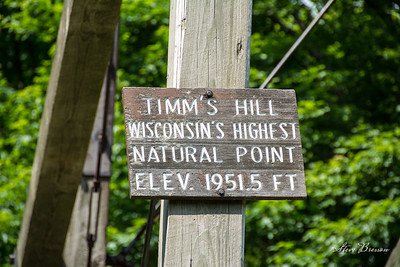 2015/06/08 Timm's Hill, Wisconsin Highpoint