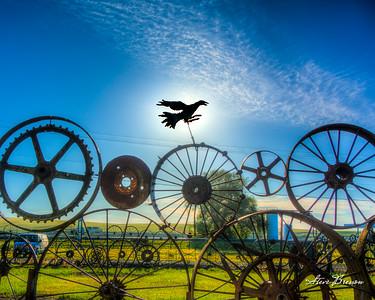 Crow N Wheels