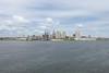 Philly skyline.