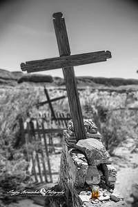 Desert Cross, Terlingua Cemetery
